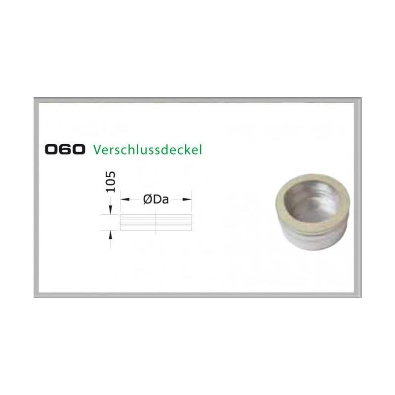 060-DN250 DW5 Verschlussdeckel