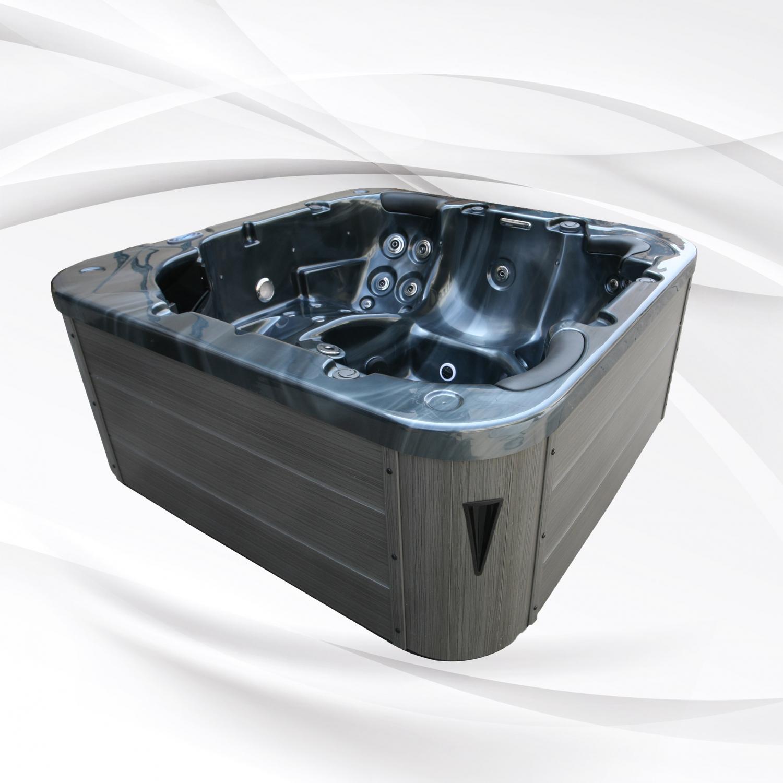 American Outdoor Whirlpool Torina Pearl Shadow - Grey 215 x 215 cm