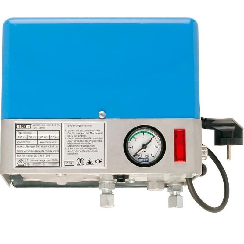 Druckspeicheraggregat Typ 330 Heizölpumpe Zentrale Ölversorgung