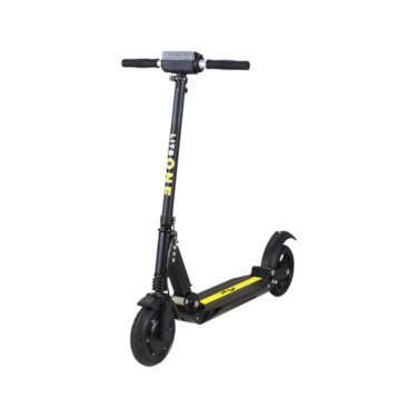 E-Scooter Lite- schwarz gelb
