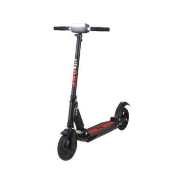 E-Scooter Lite- schwarz rot