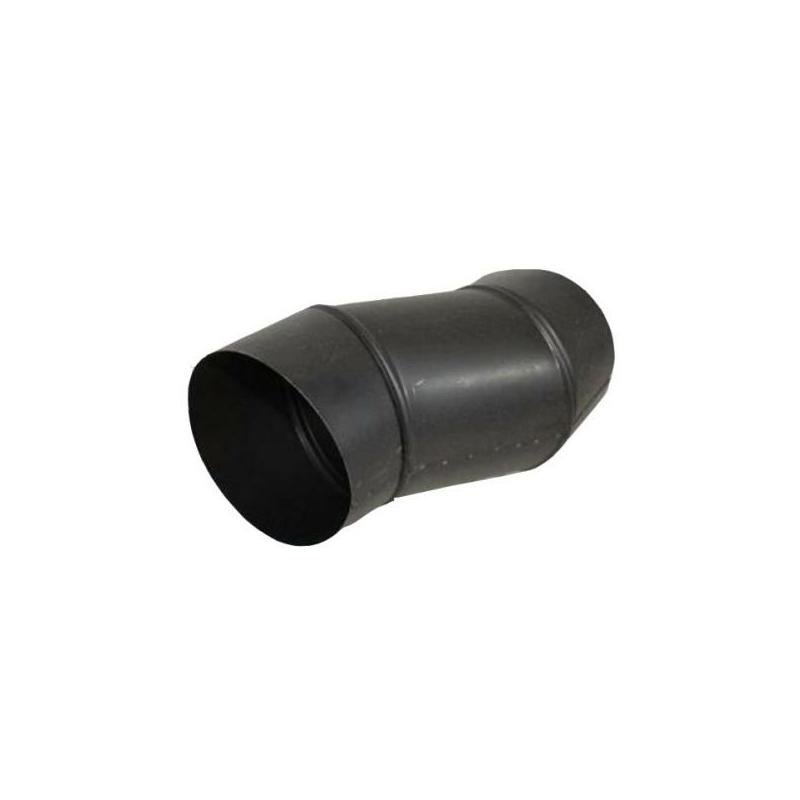 Etagenknie S-Bogen 60mm versprung DN 150mm gebläut