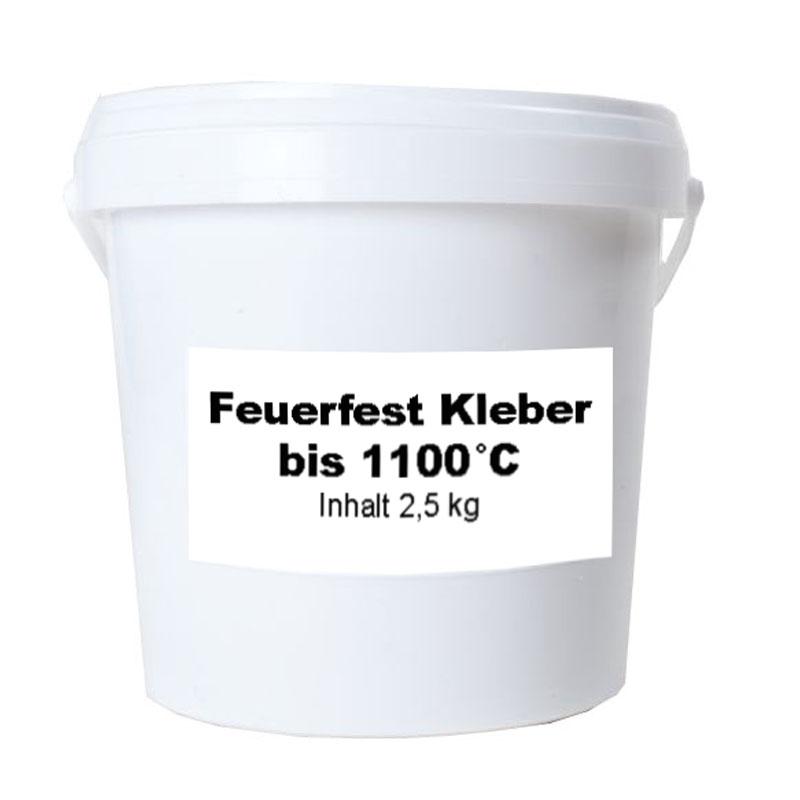 Feuerfestkleber 1100-C 2-5 kg