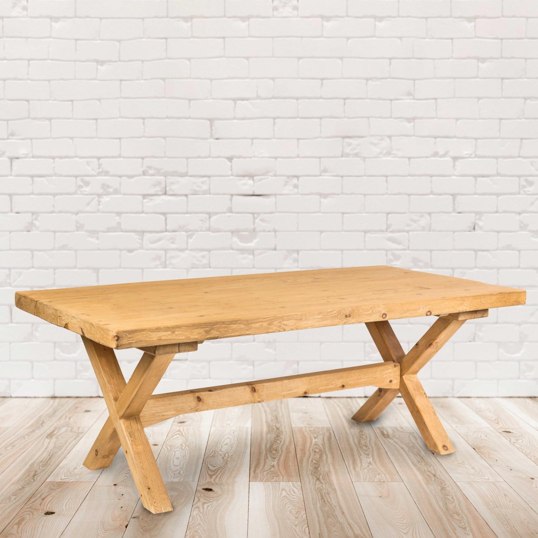 Holztisch Amora- 160x100x76