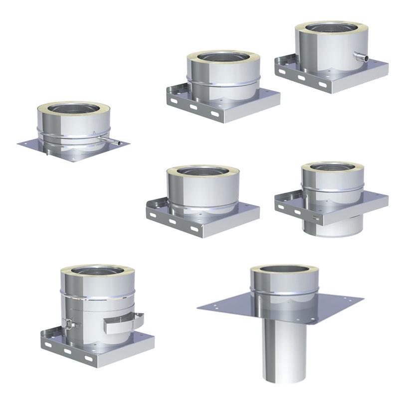 Jeremias DW ECO 2-0 Grundplatten verschiedene Ausführungen