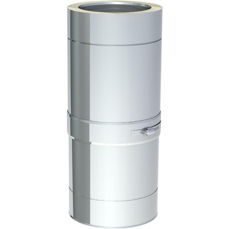 Jeremias DW ECO 2-0 Schiebeelement für waagerechte Verbindungsleitung 320- 460 mm verstellbar