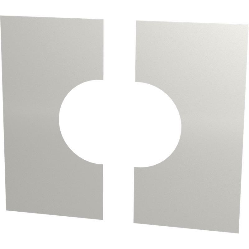 Jeremias DW ECO 2-0 Wand- Deckenblende- zweiteilig 0-