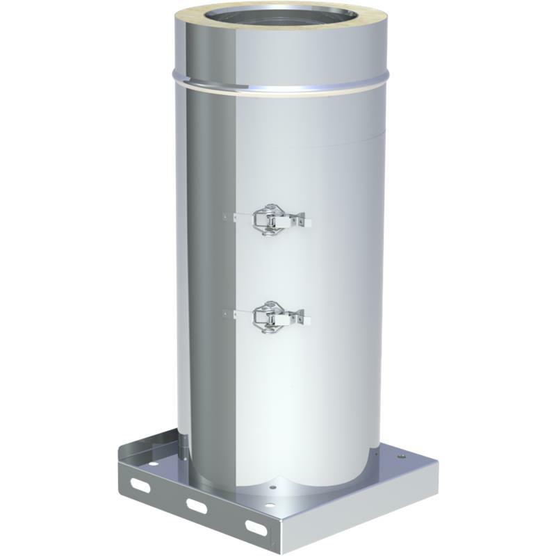 Jeremias DW-FU Reinigungselement Design Plus für den Aussenbereich inkl- Kondensatablauf unten-