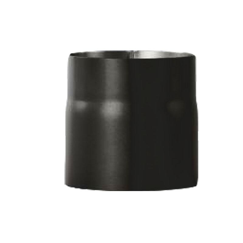 Kaminofenrohr 0-15m - 160 schwarz -310