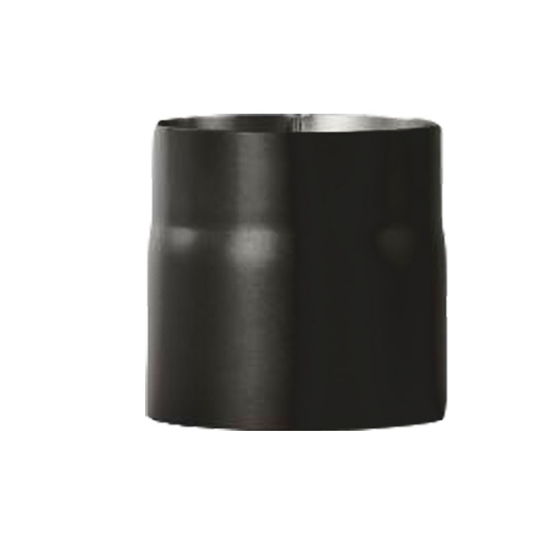Kaminofenrohr 0-15m - 200 schwarz -310