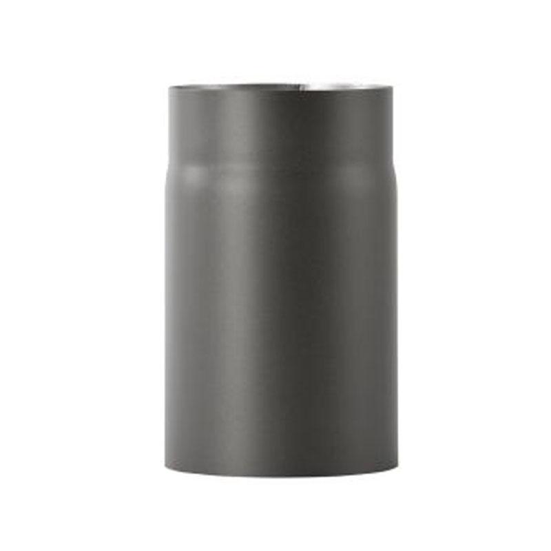 Kaminofenrohr 0-25m - 130 gussgrau - 288