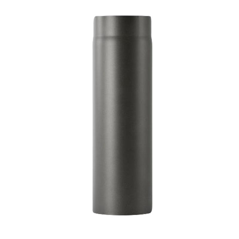 Kaminofenrohr 0-75m - 150 gussgrau - 288