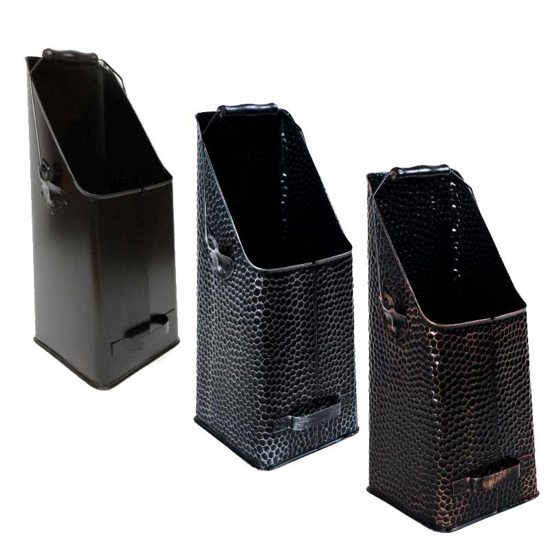 Kohleschütter Kohlekasten verschiedene Farben