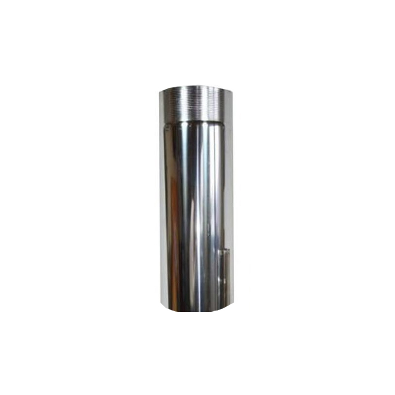 Ofenrohr Edelstahl - Länge 0-50m DN 120mm