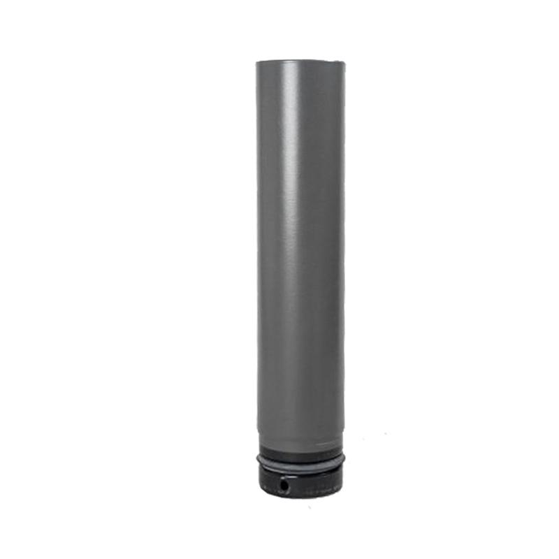 Pellet- Ofenrohr 0-50m DN 80mm gussgrau emailliert