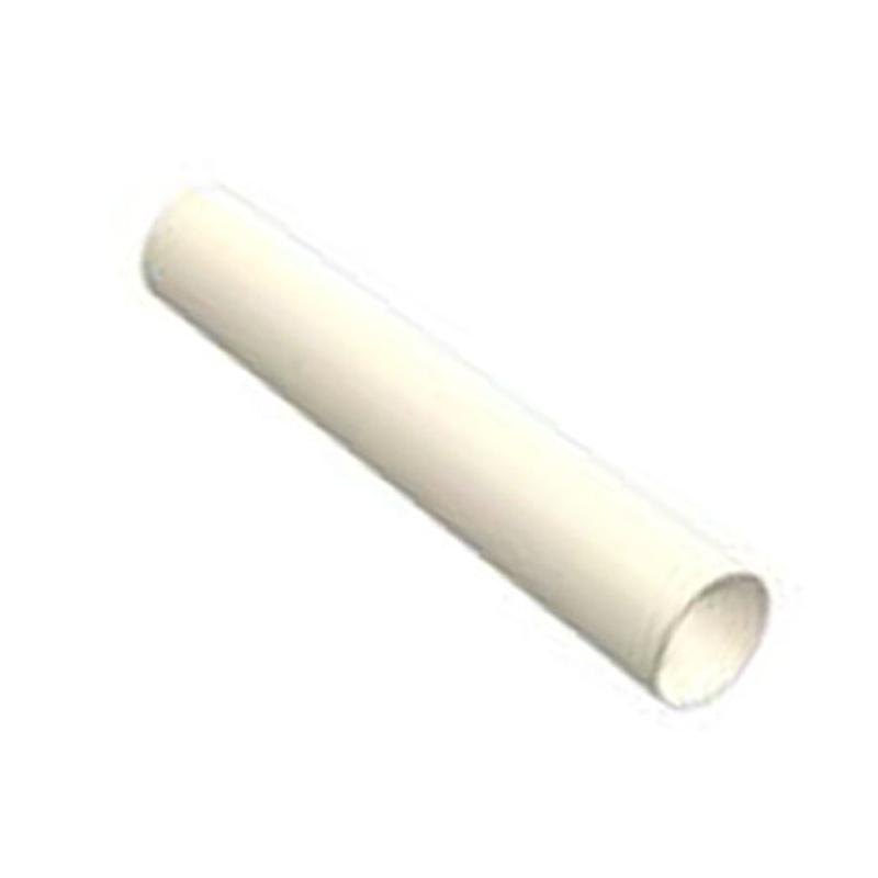 PVC Kunststoffrohr für CB Klappensystem L-100cm