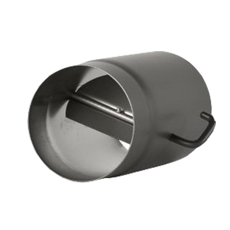 Rohr m-Sperrer 0-25m - 130 gussgrau - 288