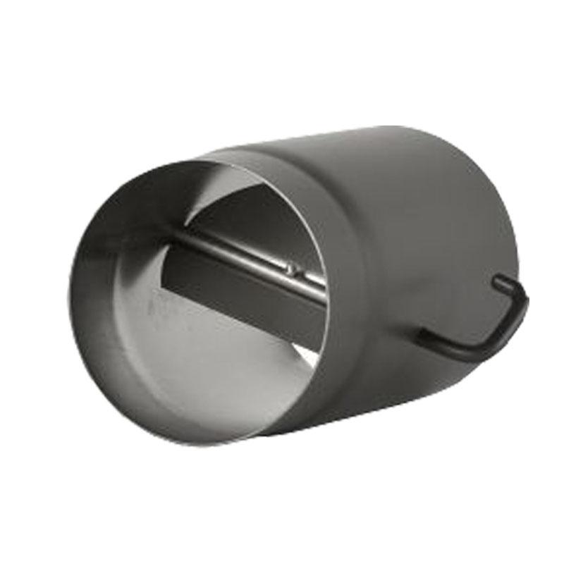 Rohr m-Sperrer 0-25m - 200 gussgrau 288
