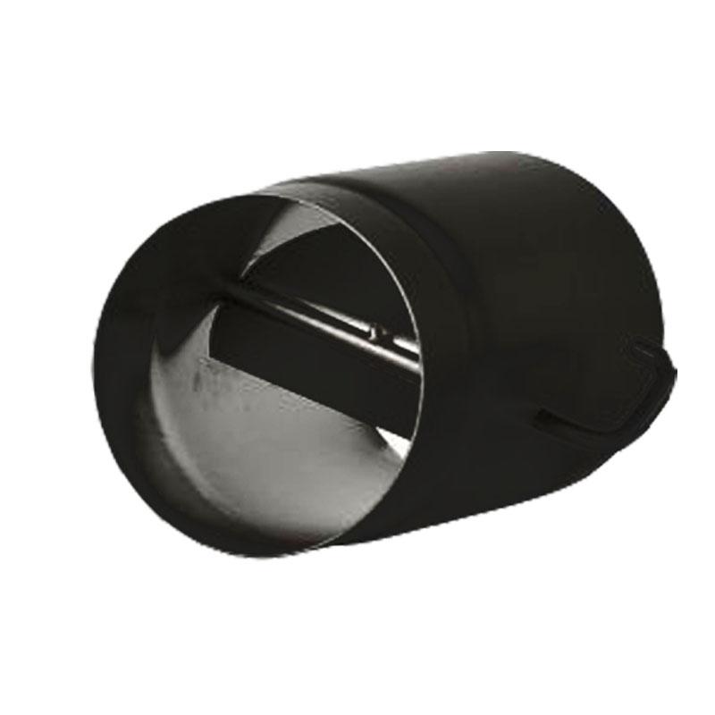 Rohr m-Sperrer 0-25m - 200 schwarz -310