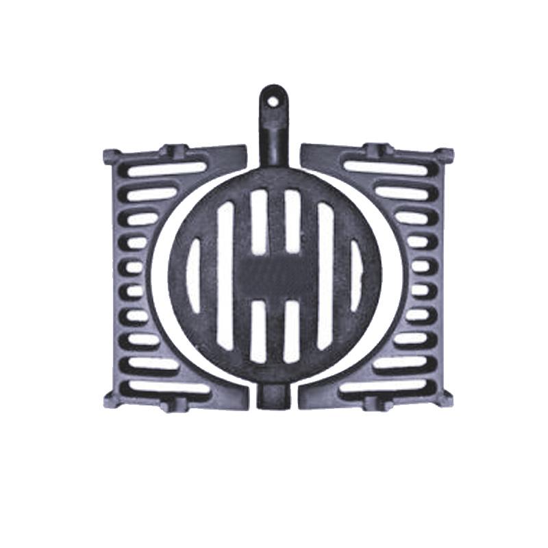 Rost-Set passend für HE50 DH50 HE75 DH75 von Kago