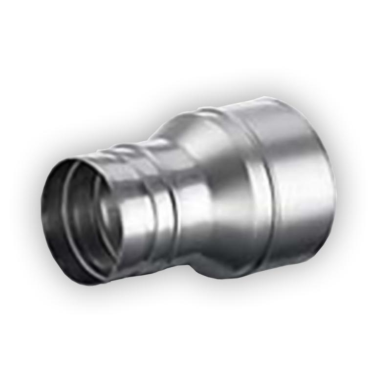 Schiedel Anschlussübergang PPL DN 130mm auf ICS DN 130mm