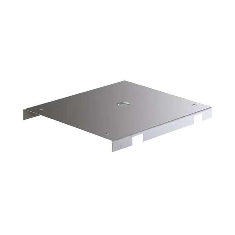Schiedel Grundplatte Wandmontage für Fussteil kürzbar ICS DN 200mm