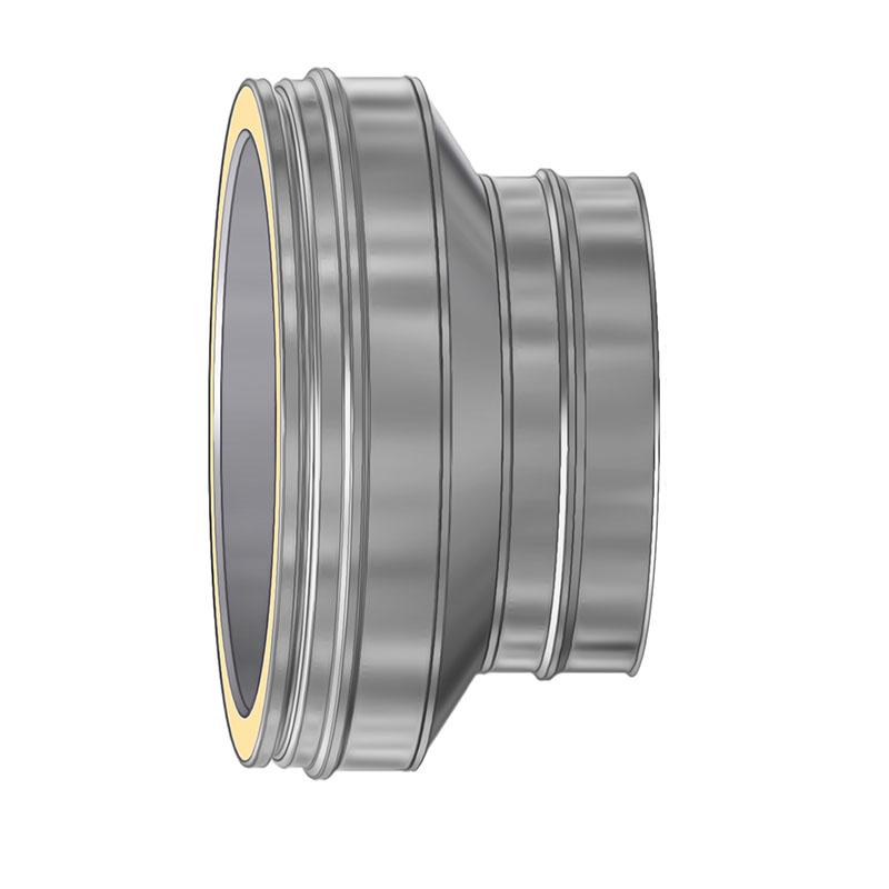 Schiedel ICS Erweiterung DN 130mm auf DN 150mm