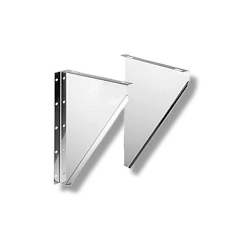 Schiedel ICS Konsolenbleche für Wandmontage DN 400mm