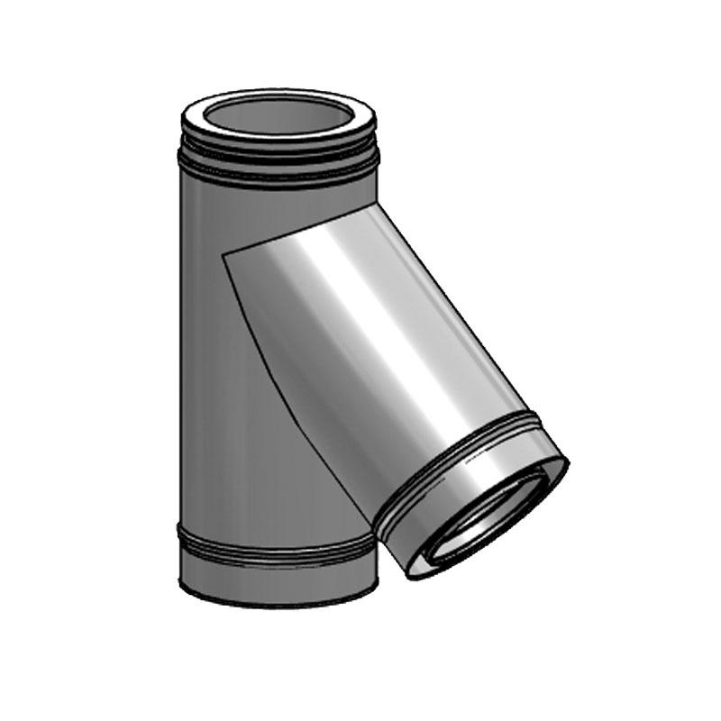 Schiedel ICS Rauchrohranschluss 45- DN 180mm