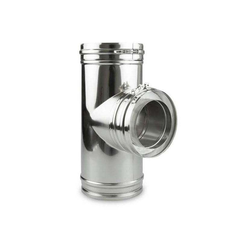 Schiedel ICS Rauchrohranschluss 90- 400