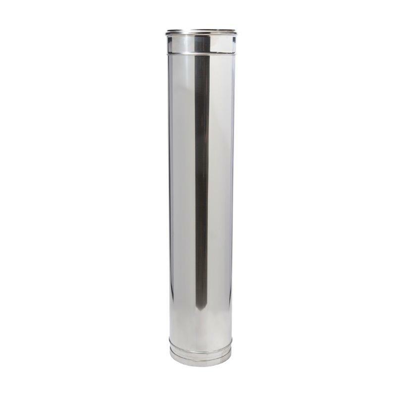 Schiedel ICS Rohrelement 1000mm DN 150mm