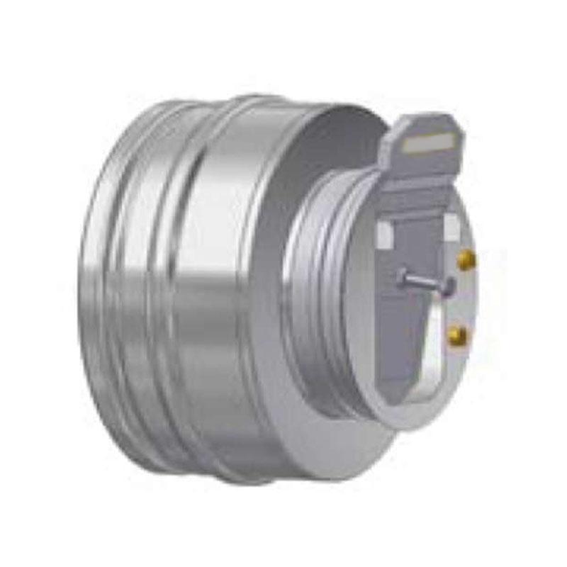 Schiedel ICS Verschlussdeckel DN 130mm mit Zugbegrenzer