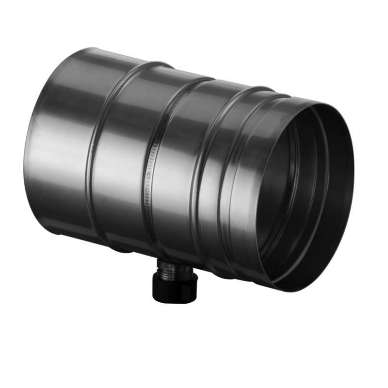 Schiedel Prima Plus PPL Rohrelement 200mm mit Kondensatablauf