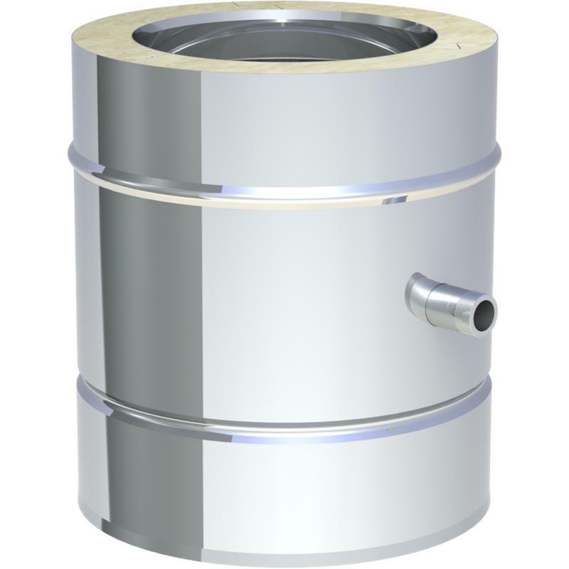 Tecnovis DW-Classic Entwässerungselement 250 mm für horizontalen und vertikalen Einbau
