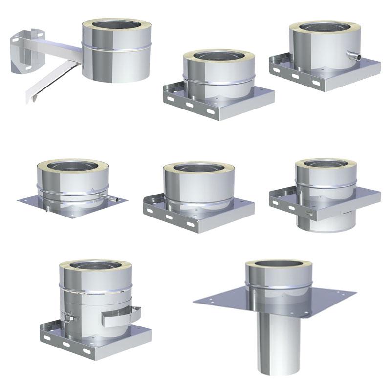 Tecnovis DW-Classic Grundplatten in verschiedenen Ausführungen
