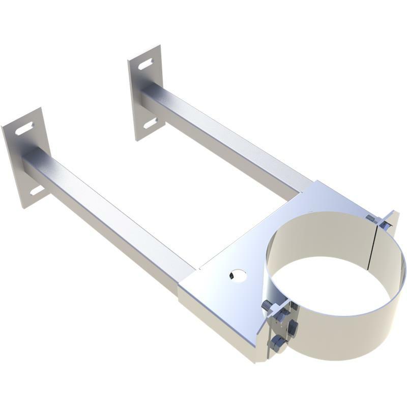 Tecnovis DW-Classic Wandabstandshalter 50-360mm ab 225mm Durchmesser