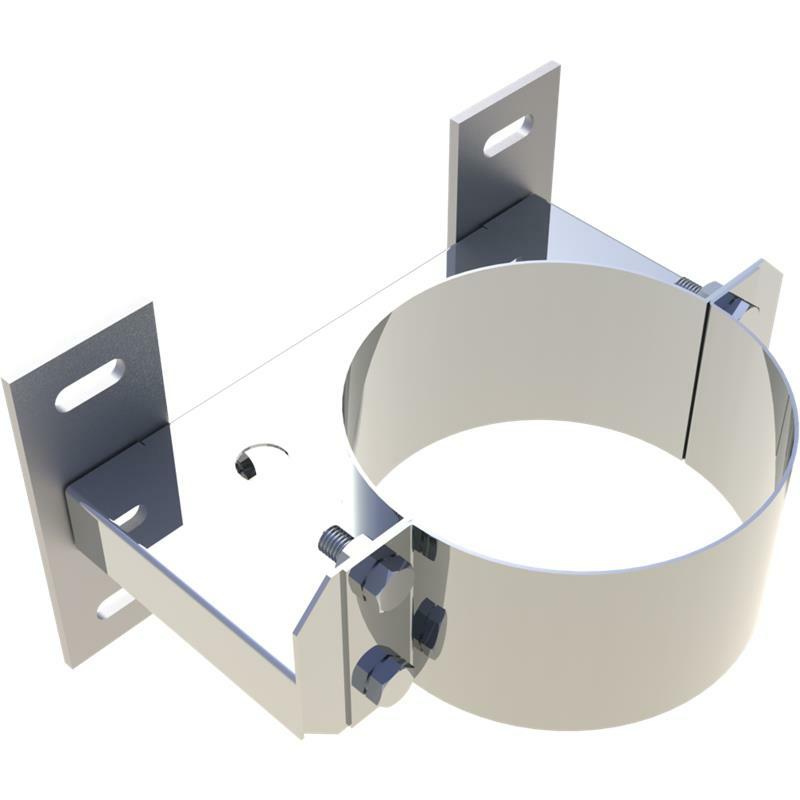 Tecnovis DW-Classic Wandabstandshalter starr- 50mm ab 225mm Durchmesser